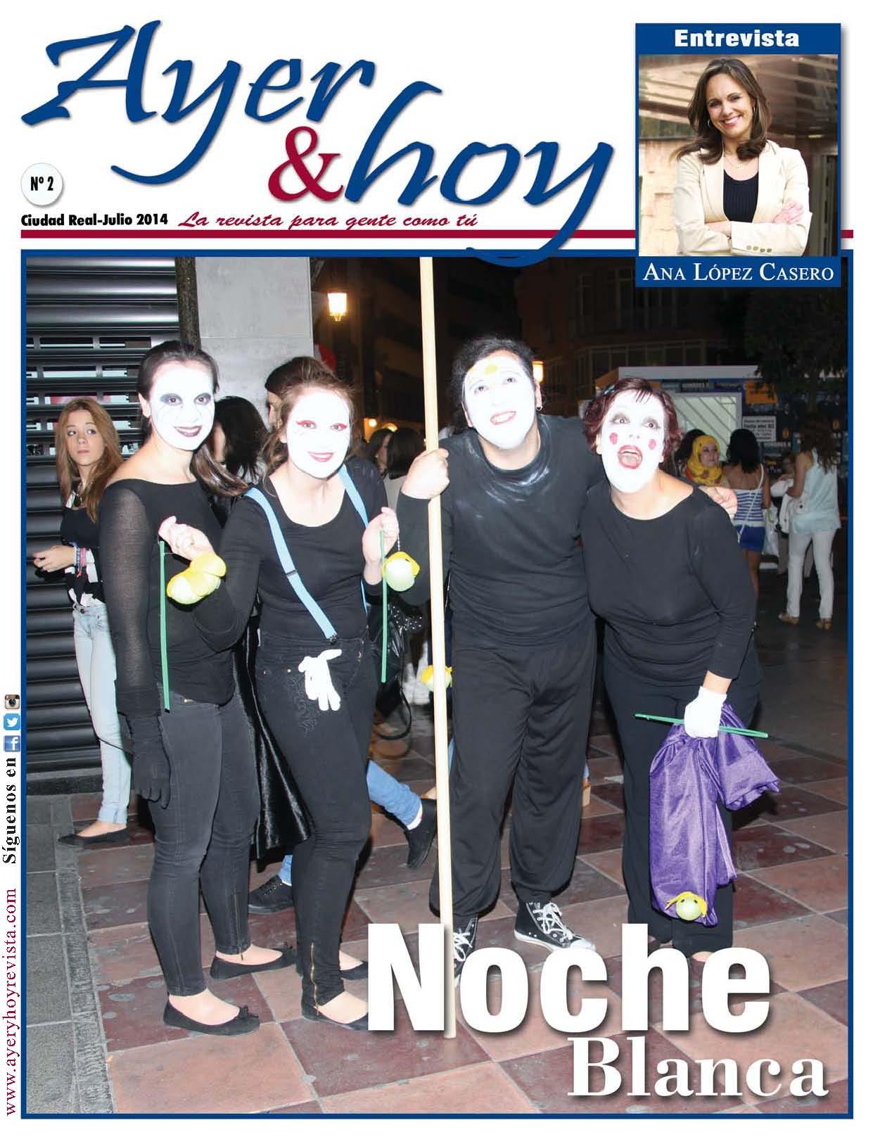 Revista de Julio 2014 – Ciudad Real