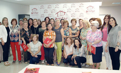AMFAR en la Fundación Horizonte XXII