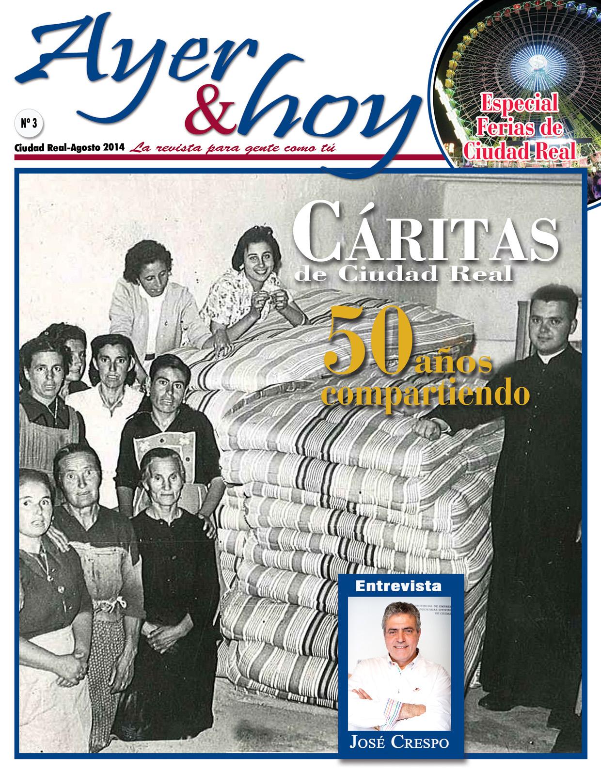 Revista de Agosto 2014 – Ciudad Real