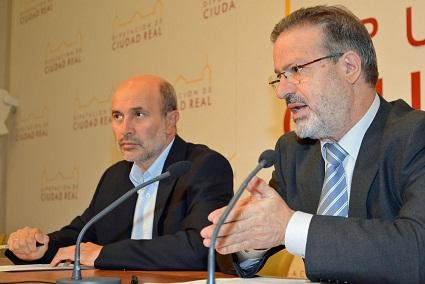 La Diputación destina otros 3'4 millones de euros a obras municipales y ya son 11´9 en 2014