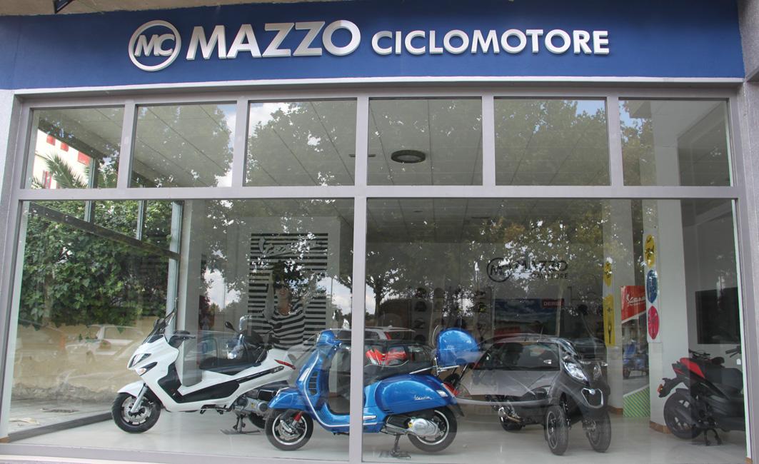 Mazzo Ciclomotore, profesionalidad y servicio exquisito