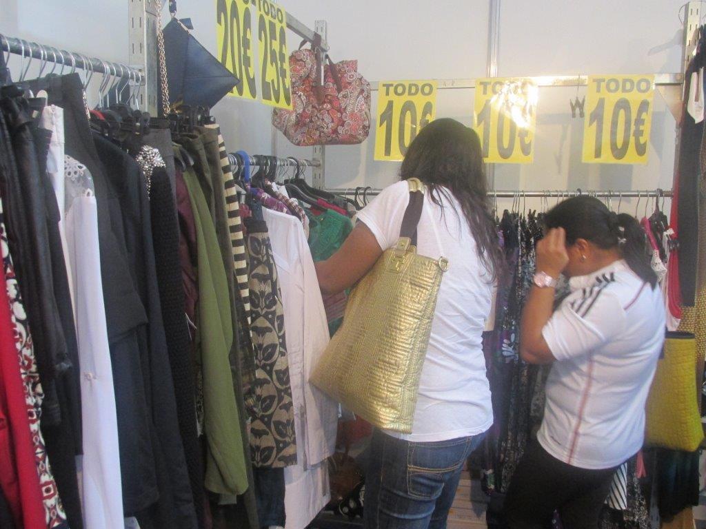 La X Feria del Stock de Ciudad Real cierra con 150.000 euros en venta y 30.000 visitantes