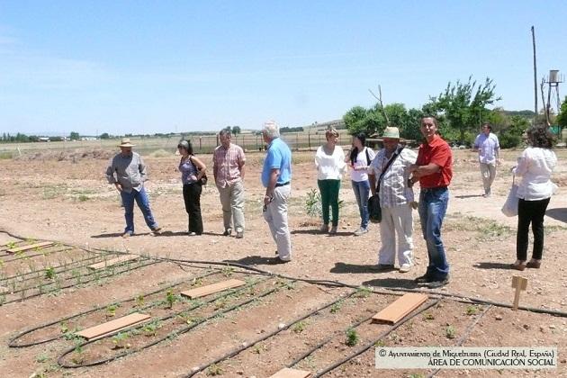La Escuela de Autoempleo Agroecológico de Miguelturra inicia su segunda fase con la ampliación de terrenos