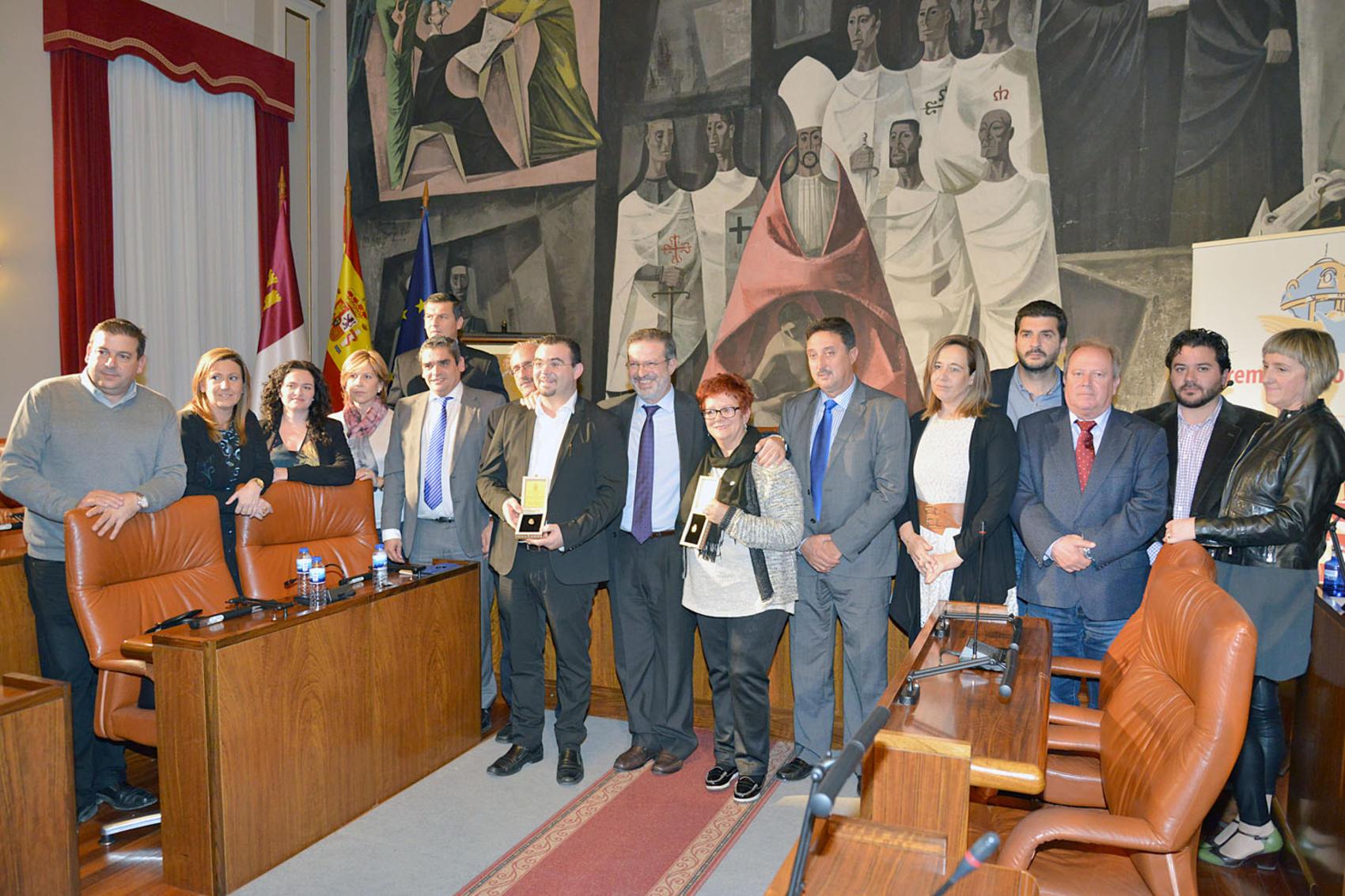 El Padre Toño y Cruz Roja destacan las políticas solidarias de la Diputación de Ciudad Real