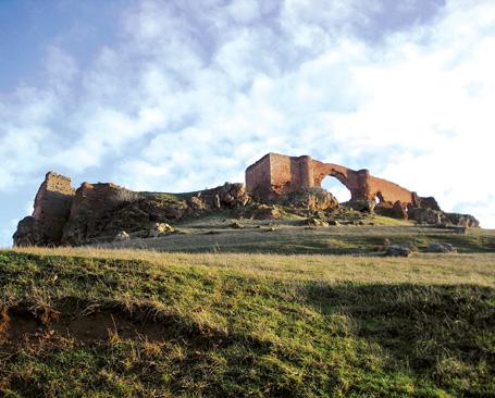 Castillo de La Estrella, Montiel