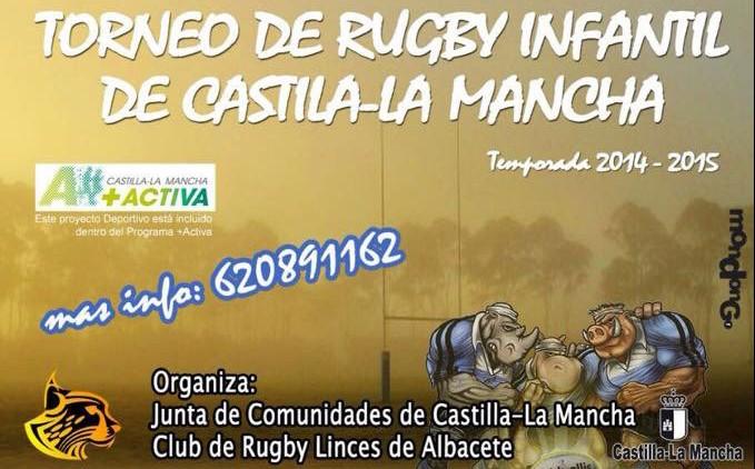 Miguelturra participará en el Torneo de Rugby Infantil de Castilla La Mancha