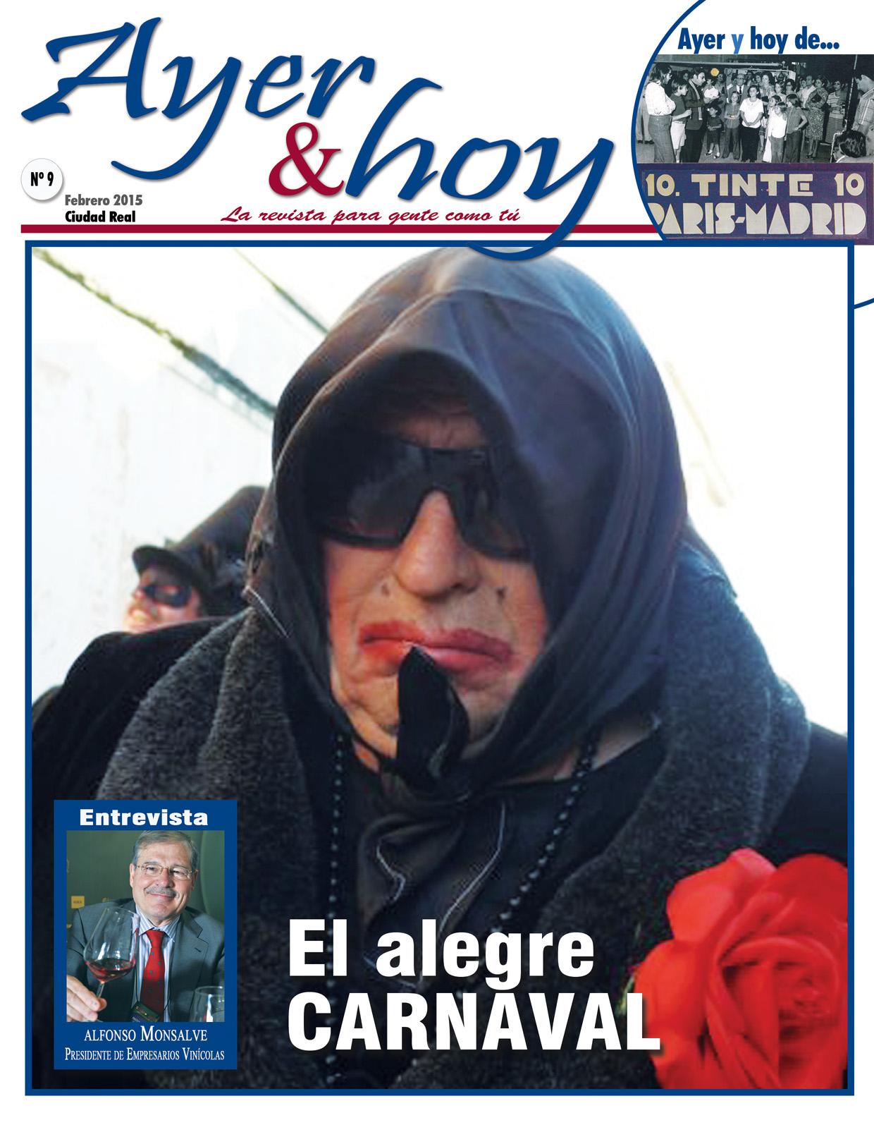 Revista de Febrero 2015 – Ciudad Real