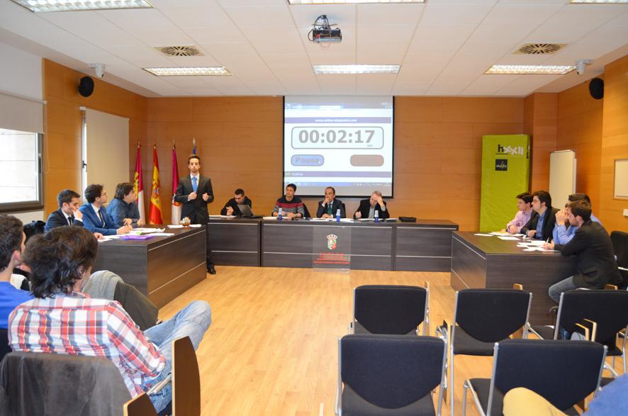 La UCLM abre el plazo de inscripción para participar en la VII Liga de Debate Universitario