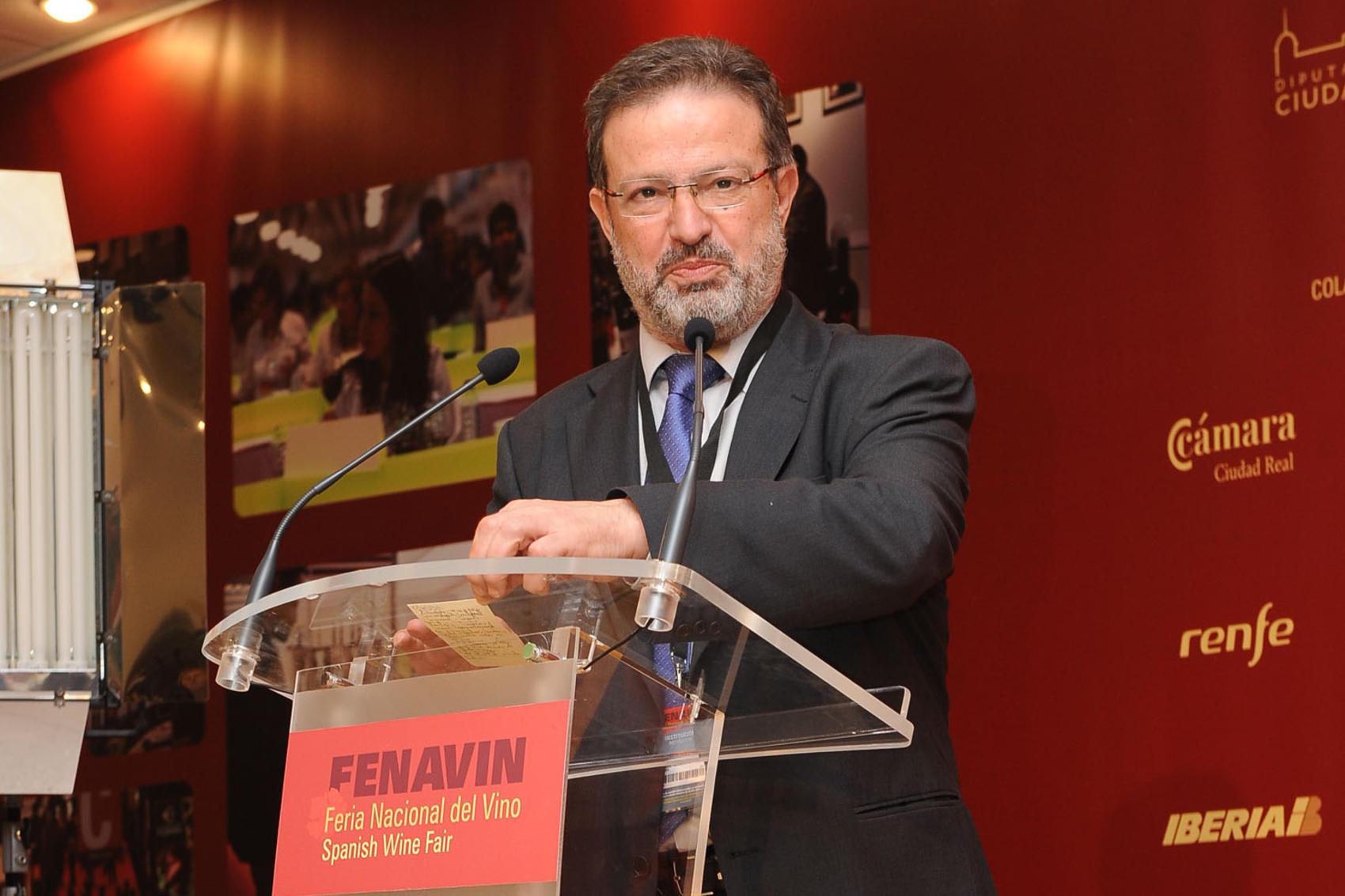 Nemesio de Lara: «Animo al sector agroalimentario de la provincia a que participe en FENAVIN Original»