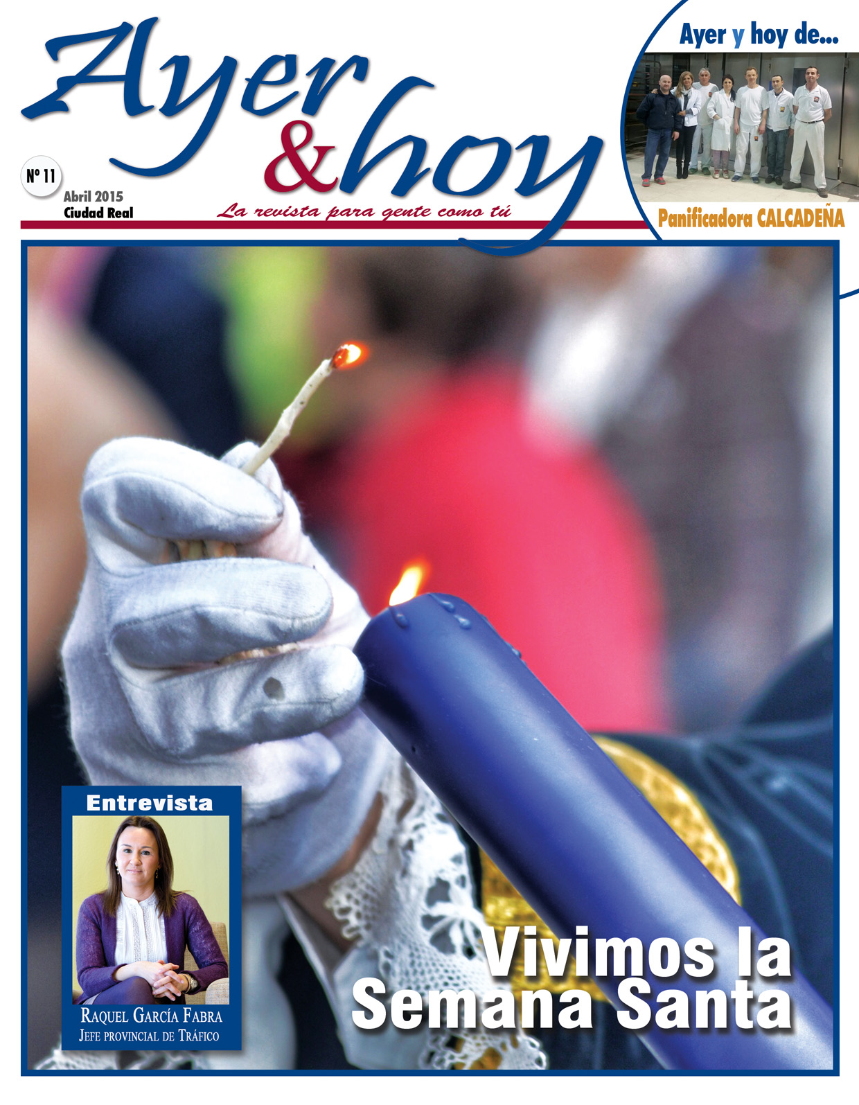 Revista de Abril 2015 – Ciudad Real