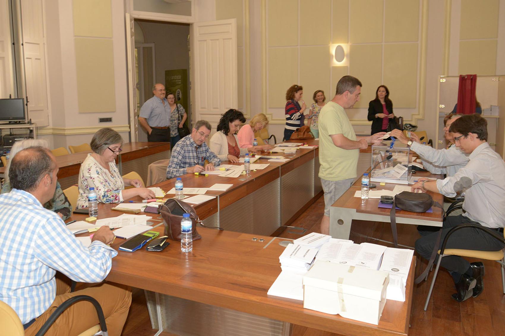 CSIF revalida la mayoría de delegados en la junta de personal de la Diputación Provincial