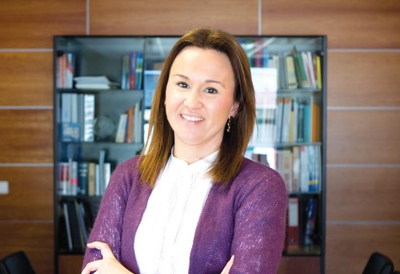 Raquel García Fabra. Jefe provincial de Tráfico