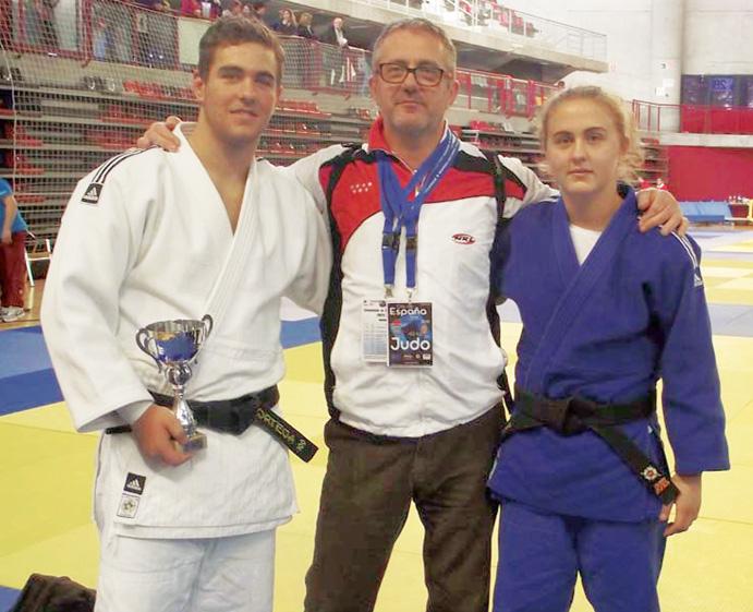 Ortega Judo Aikido. Una forma de educar en valores