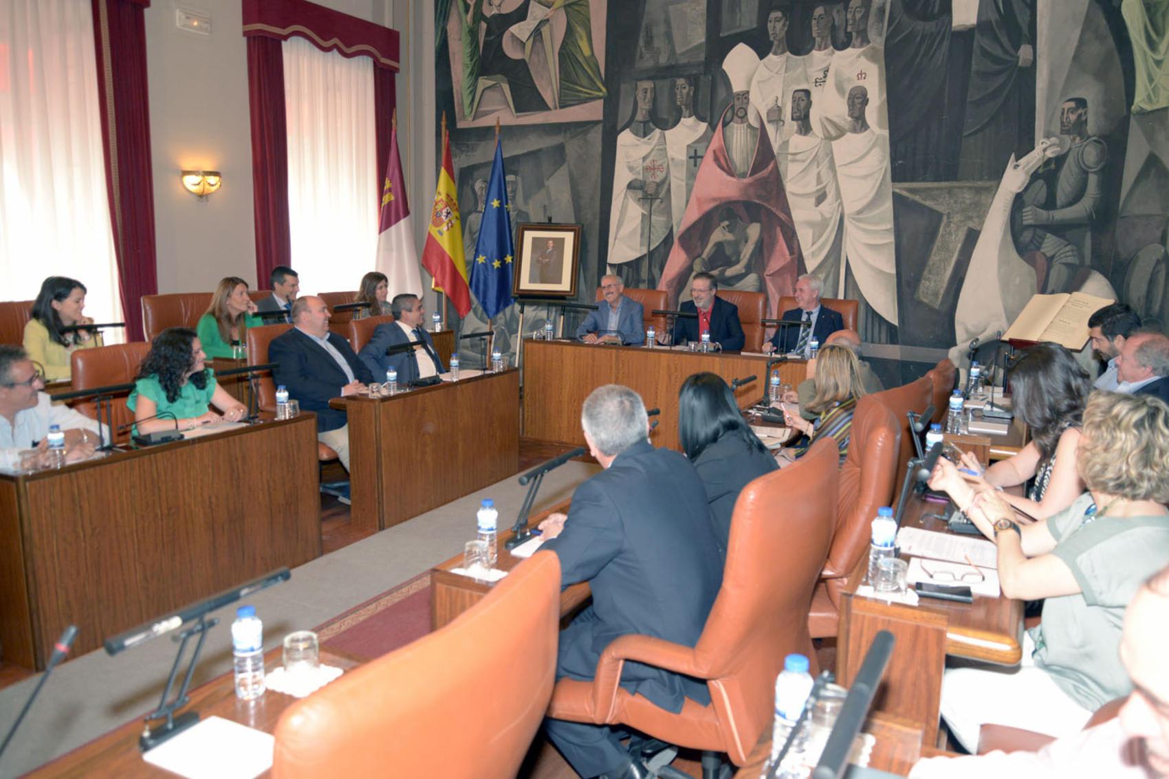Nemesio De Lara destaca el trabajo por la provincia y el consenso con la oposición «en lo esencial»