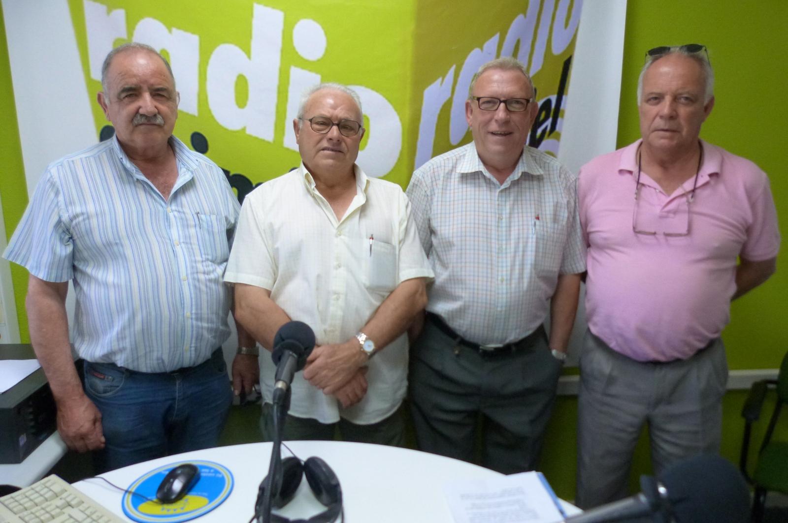 El Centro de Mayores viajará a las Lagunas de Villafranca en julio