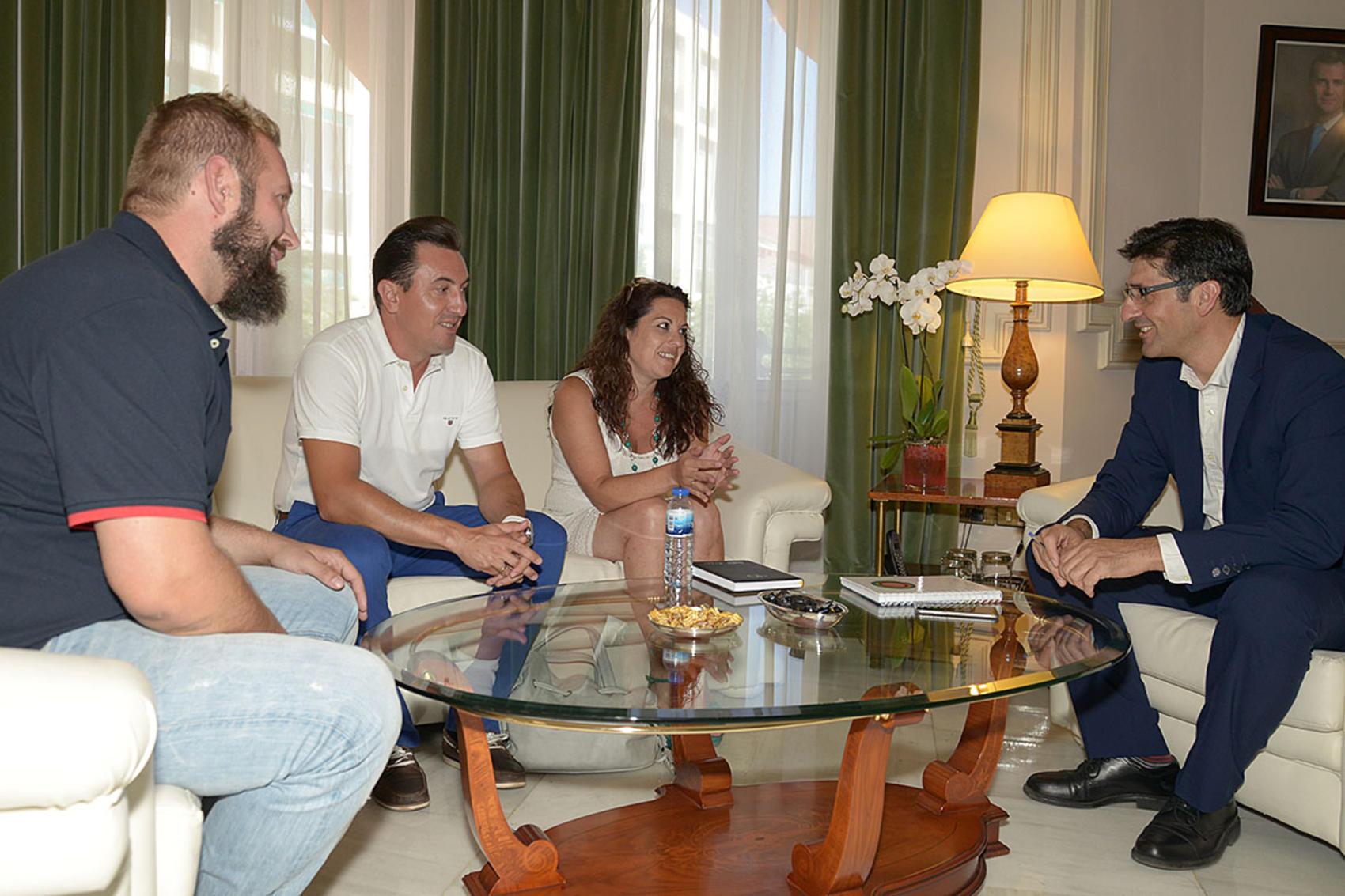 La Diputación colabora con el Ayuntamiento de Villanueva de la Fuente en MENCATUR