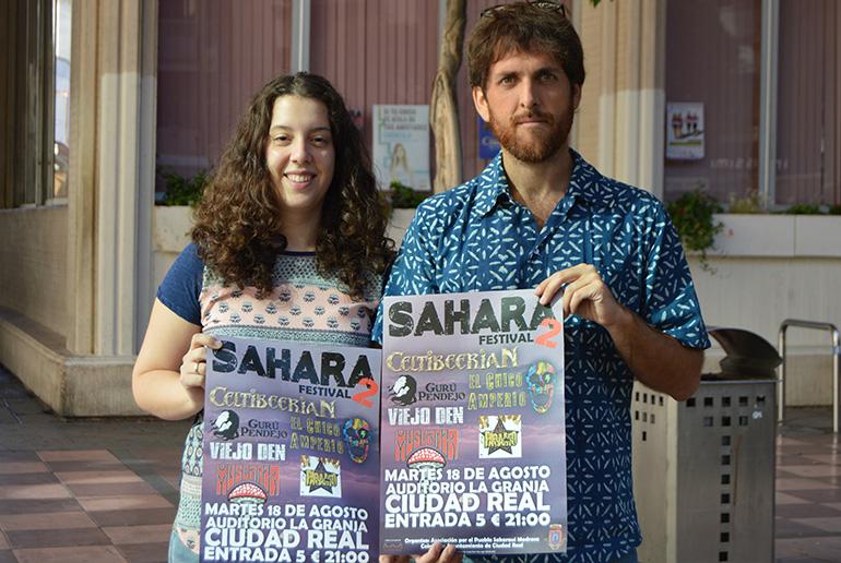 La II edición del Festival Sahara pretende duplicar el apoyo solidario a la Asociación Madraza