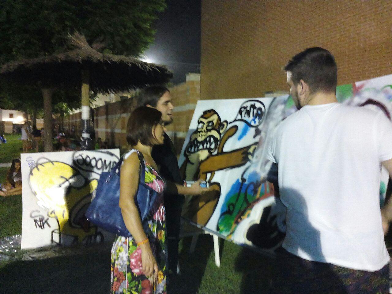 Éxito rotundo de participación en las ' Noches encantadas de conocerte'