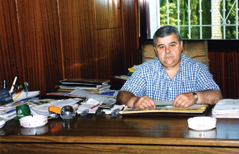 Ramón García Alcaide. Un maestro de la venta y la distribución