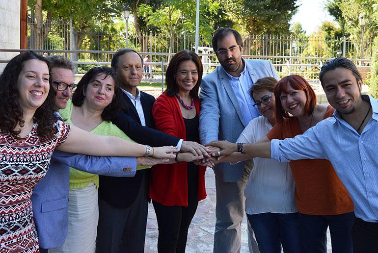 Pilar Zamora presenta sus compromisos de futuro para los próximos 100 días de gobierno