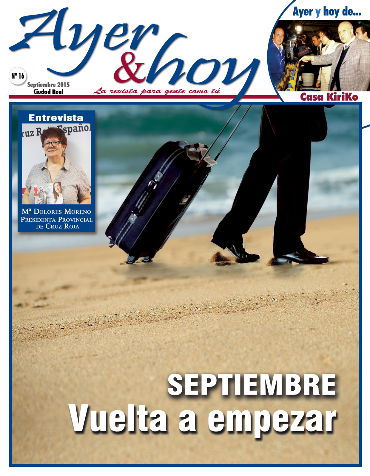 Revista de Septiembre 2015 – Ciudad Real