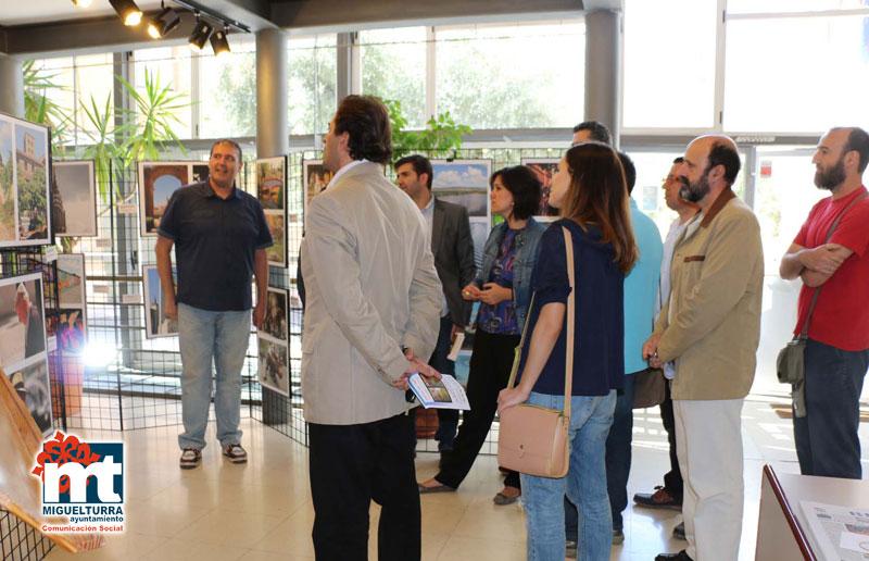 """Miguelturra acoge la exposición """"Castilla La Mancha y Nueva York en armonía"""""""