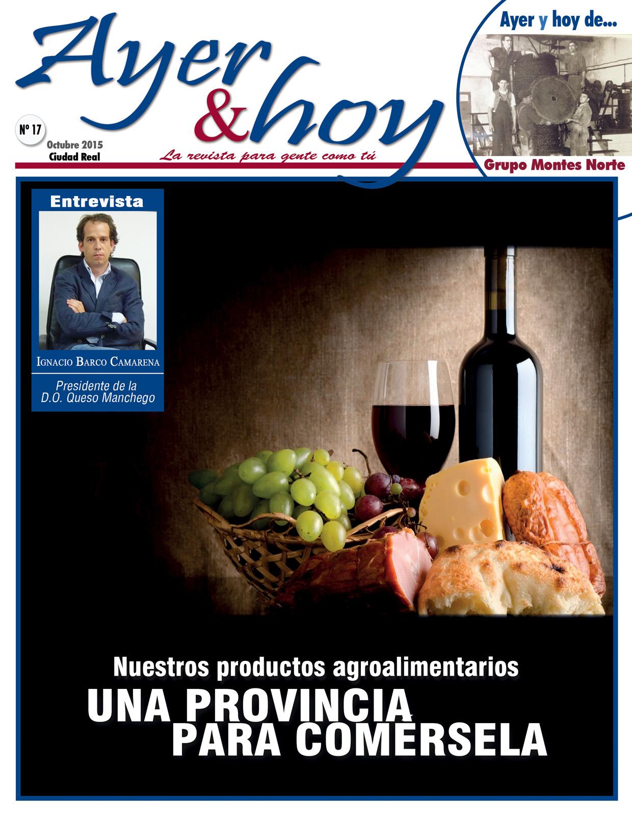 Revista de Octubre 2015 – Ciudad Real