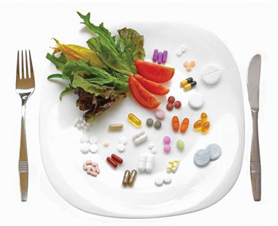"""""""La llegada del otoño y los suplementos dietéticos"""""""