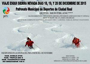 Viaje a Sierra Nevada