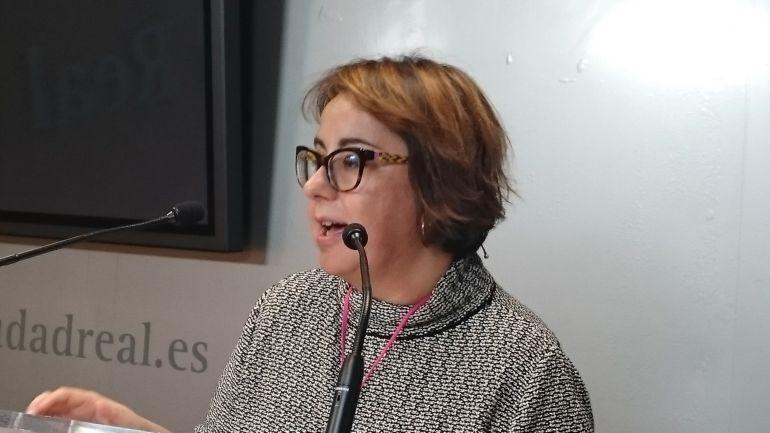 Manuela Nieto ha presentado «La noche de la ilusión»