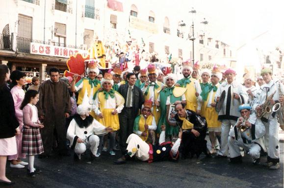 El Carnaval en Ciudad Real