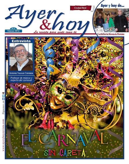 Revista de Febrero 2016 – Ciudad Real