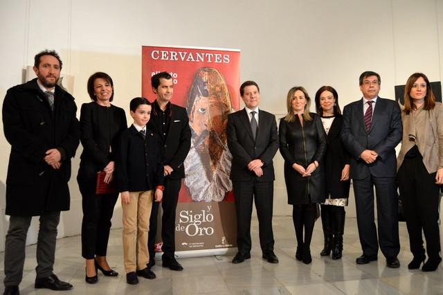 """La exposición """" Cervantes y el Siglo de Oro """" se podrán contemplar en el Museo del Quijote de Ciudad Real"""
