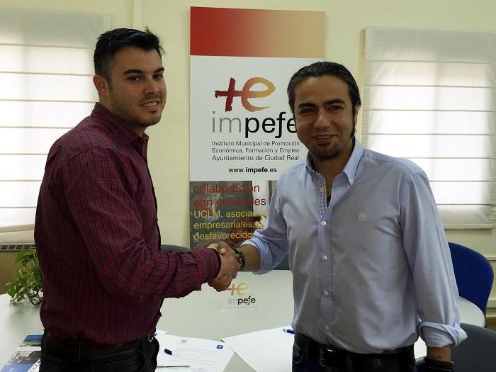 IMPEFE y Movimiento por la Paz colaboran en promover el autoempleo y emprendimiento entre los inmigrantes