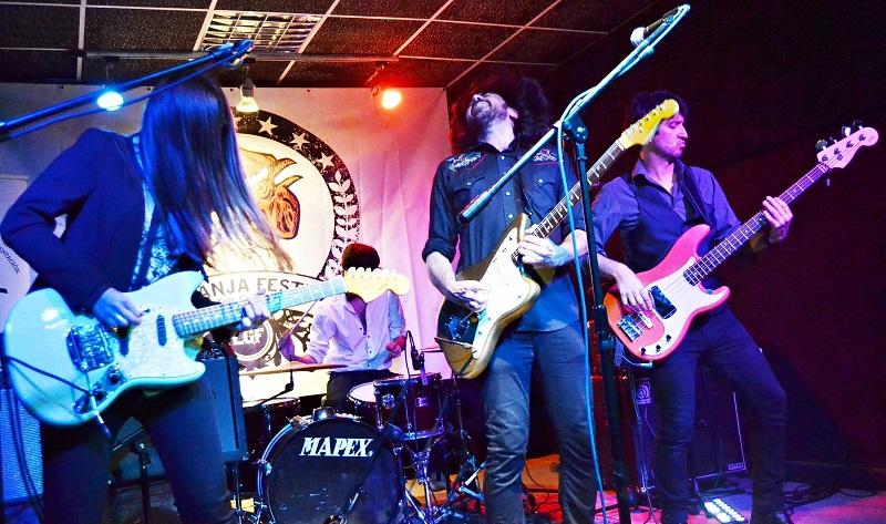1.000 kilómetros de música en la Granja Festival