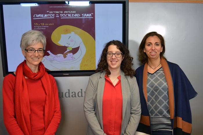Ciudad Real acogerá este viernes y sábado el Congreso Nacional de Lactancia Materna