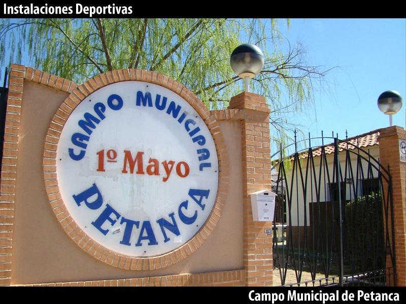 Campeonato abierto de petanca «Día de Club» en Miguelturra