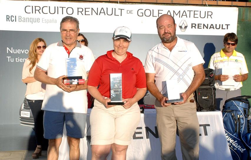El circuito Renault de Golf Amateur registra un record de participación en Golf Ciudad Real