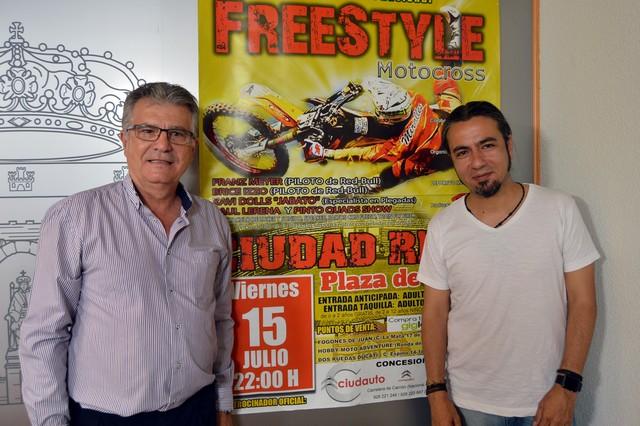La Plaza de Toros de Ciudad Real acoge una Exhibición Internacional de Freestyle a beneficio del Deportivo Manchego