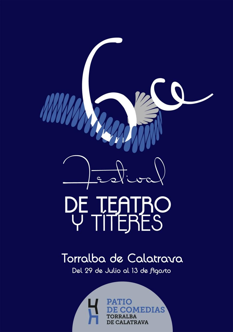 Llega el teatro a Torralba de Calatrava en el 6º Festival de Teatro y Títeres