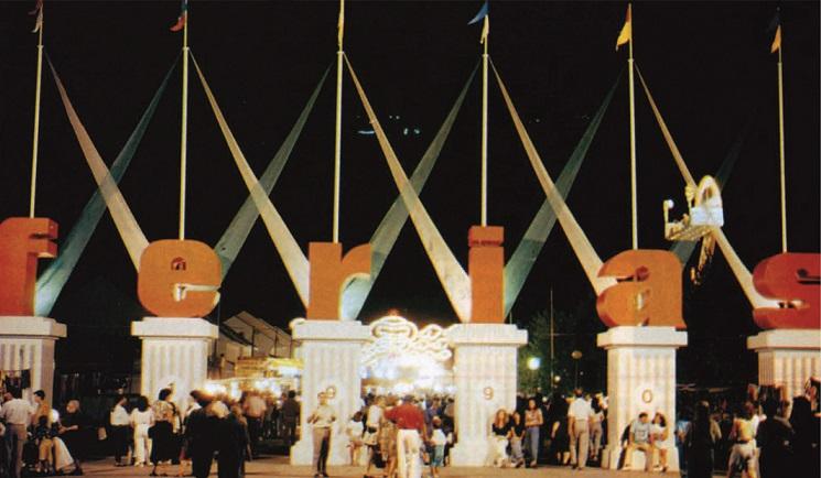 Ayer, hoy y siempre, la Feria