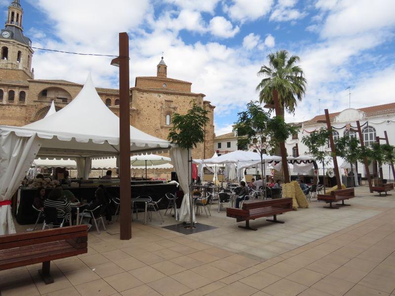 Sale a subasta la adjudicación de tabernas para las Jornadas Medievales