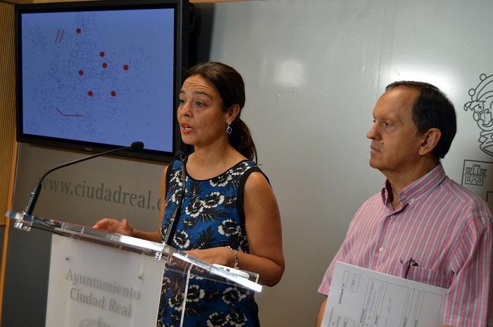 El Ayuntamiento invertirá casi 5 millones de euros del remanente del presupuesto de 2015 en obras