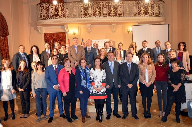 Ciudad Real acoge la segunda Asamblea 2.016 de la Red de Ciudades AVE