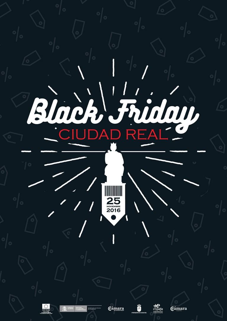 Un centenar de comercios de Ciudad Real ofrecerán descuentos especiales en el Black Friday