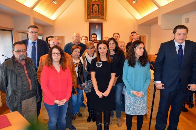 Los grupos políticos del Ayuntamiento instan al Ministerio de Justicia a que resuelva el indulto de los vecinos de La Pedregosa