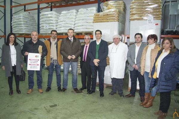 La Diputación envía a los campamentos de refugiados saharauis alimentos valorados en 100.000 euros