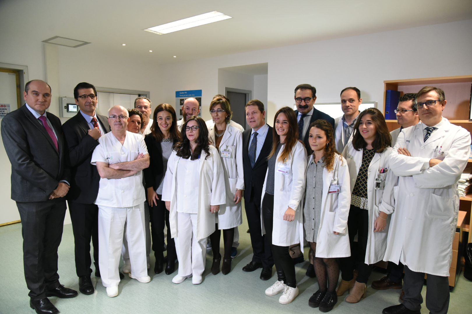 El Gobierno regional dota al Hospital de Ciudad Real de una nueva resonancia magnética y crea el primer aula de simulación clínica