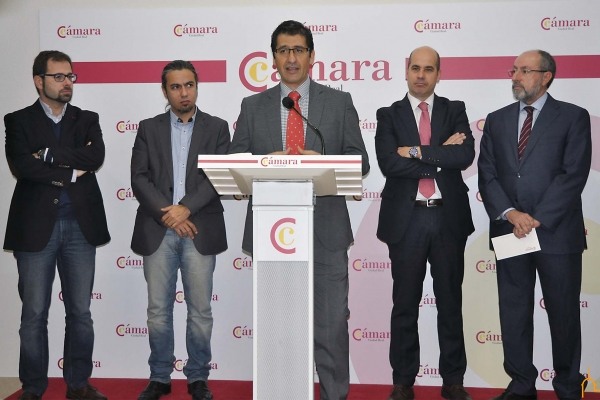 Inaugurado en Ciudad Real el XI Foro de Internacionalización organizado por la Cámara de Comercio