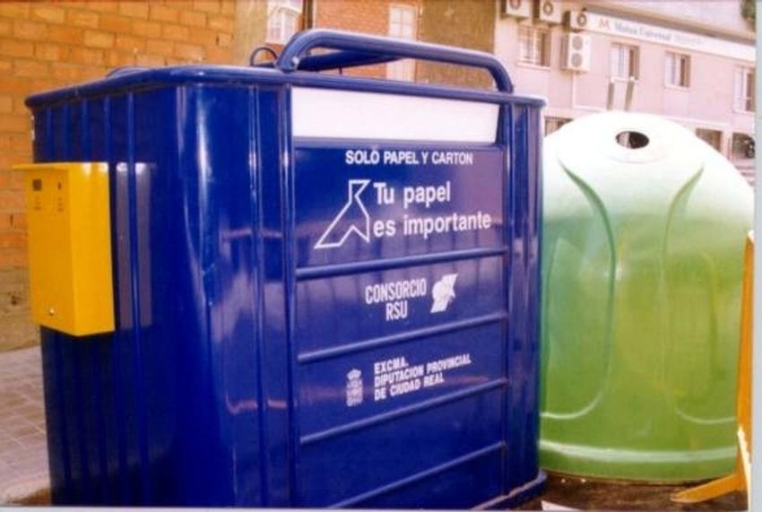 El Consorcio RSU recibirá una distinción nacional que reconoce la excelencia en la recogida selectiva para reciclaje de papel y cartón